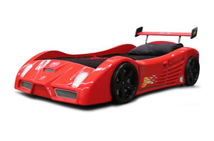 Enzo car bed red
