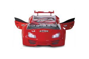 GT1 car bed red