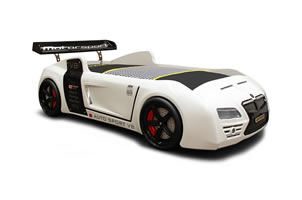 HSV car bed white